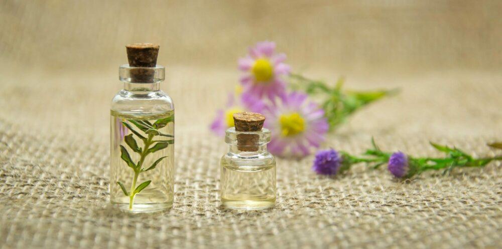 aceites esenciales puros y naturales