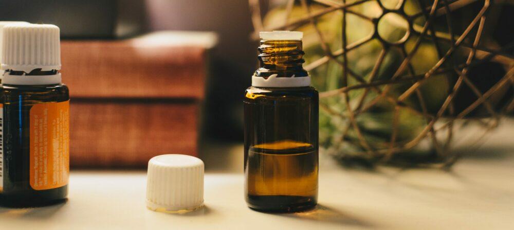 aceites esenciales puros naturales