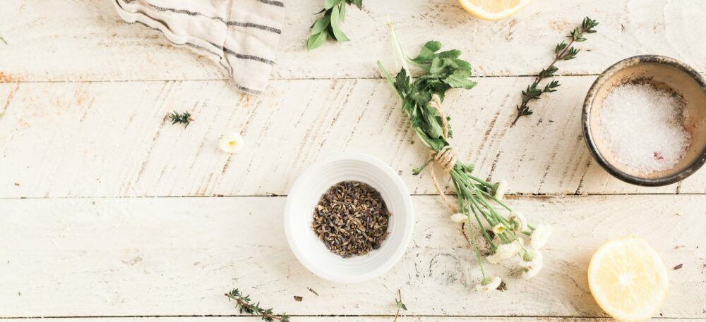 pure natural essential oils